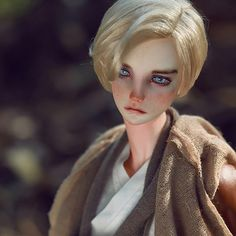 (78 percent! ) Bjd-DZ-1 3 men-Kestrel Merlin (SD dolls similar)