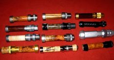 Reel Seats | Rod Grips | Exotic Cork | Fly Rod Guides | Midwest Custom Fly Rods