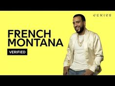 """French Montana Breaks Down """"Unforgettable"""" on Verified - Nah Right"""