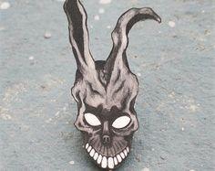Rabbit skull | Etsy