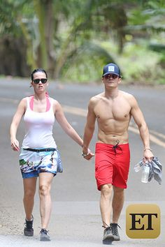 Katy Perry and Orlando Bloom enjoyed a romantic vacay in Hawaii! See the exclusive pics.