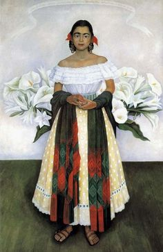 1949 Portrait of Dabi by Diego Rivera (Dec 1886 – Nov Prominent Mexican painter & husband of Frida Kahlo. Diego Rivera Art, Diego Rivera Frida Kahlo, Mexican Artwork, Mexican Folk Art, Mural Painting, Artist Painting, Oil Paintings, Fresco, Arte Latina