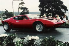 This Bizzarrini is Rare and Beautiful, not Bizarre