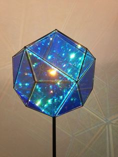 Blue Lamp - Olafur Eliasson