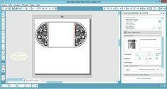 Configurando Corte de Projeto - Silhouette Studio V3 - Modo Advanced