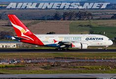Airbus A380-842 - Qantas | Aviation Photo #3911361 | Airliners.net