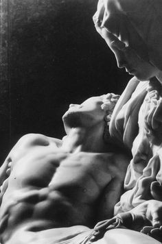 One of Rome's most moving artistic treasures. Michelangelo's Pieta.