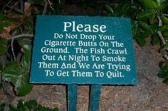 20 Sarcastic Signs That Are Hilariously Perfect - Answers.com