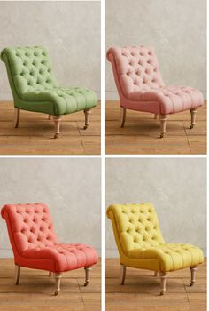 Slipper chairs #anthroregistry