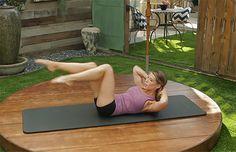 7 ejercicios baratos para ponerte en forma desde casa - WomansDaySpain.es