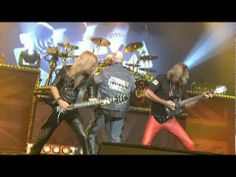 Judas Priest....Living After Midnight (Live at the Seminole Hard Rock Arena)...The old crew's still got it...