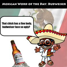 mexican julyer | mexican word of the day | Tumblr