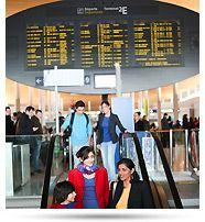 Aéroports de Paris, Orly, CDG (Roissy), horaires & infos vols - Aéroports de Paris
