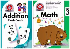 cancurpress2 Math Flash Cards, Classroom, Writing, Learning, Illustration, Class Room, Studying, Teaching, Illustrations