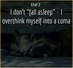 #INFJ...lol ! something like that