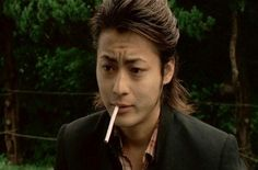 Japanese Show, Japanese Drama, Shun Oguri, Crows Zero, Drama Movies, Face Claims, Korean Actors, How To Look Better, Actresses