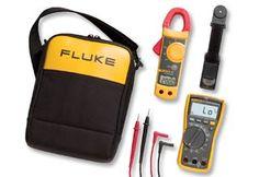 Fluke 117 Electrician's Digital Multimeter Kit