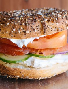 2016's best sandwich is on a bagel—and it ain't from NYC. #BAhot10