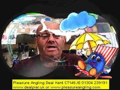 tackle & bait daily @pleasure angling tackle shop deal kent 17th june 01...