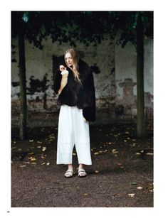 MAP - News – Paul Wetherell Shoots Céline Cruise Wear for 10 Magazine Cover Story