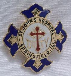 St John's Hospital Springfield, IL Pin