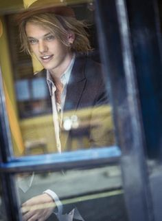 Jamie Campbell Bower; you're damn sexy.