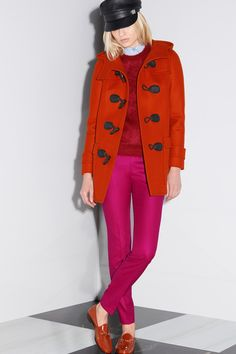 Gucci Pre-Fall 2014 (and more Pre-Fall discussion today on chicityfashion.com)