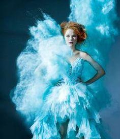 The Best Fashion Photography (2Photoshoot - Powder Paint) - Listas en 20minutos.es