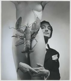Dream of Venus, 1939    Salvador Dali