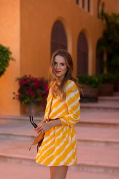 Colorful In Mexico - Gal Meets Glam