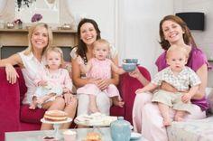 Socializarea cu alte mamici – 5 lucruri pe care trebuie sa le eviti Mama Responsabila