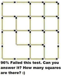 What is the answer? Write in comments ;) #brainteaser