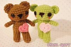 Ohana Craft » Free pattern 免費織圖分享