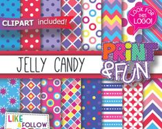 Popular items for jelly candy on Etsy
