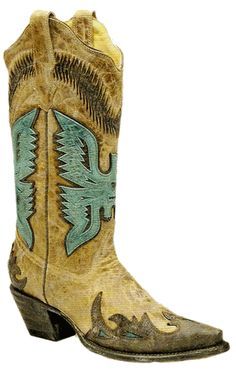 pretty much the boots for me.