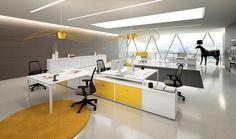 DV802 by DVO   Desking systems