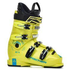 e8c854be2f89e Fischer Ranger 60 Thermoshape Junior Bottes Ski Jaune 25.5