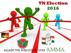 """#TNElectionResults #AIADMK Again Welcome You """" AMMA """""""