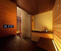 Saunas   Wellness   Saunas   Starpool. Check it out on Architonic