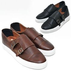 d529287641 41 Best Monk Straps Sneakers images | Leather sneakers, Frye shoes ...