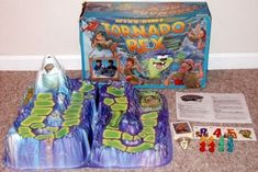 Tornado Rex | 15 Vintage Board Games (and commercials!) That Will Make '90s Kids Nostalgic