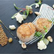 Macdonald Compleat Angler Hotel Wedding Venue; starter idea