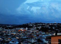 Panoramica de la ciudad de Tlaxcala