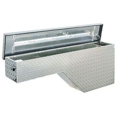 *1060 grade Aluminium Checker Plate/Steel/stainless steel *Gas Struts and chain *Foldable flush handle *Stainless steel hinge *Latch lock match 2 key *T-Lock,Paddle lock,buckle *Dust and Water Resistant rubber seals *Larger box will add extra enforce plate on the lid *We can make just about any size and shape you require from aluminum or steel,checker plate or powder coated. www.xc-hp.com , info@xc-hp.com
