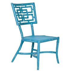 I pinned this Haiku Dining Side Chair in Blue from the Acacia event at Joss and Main!