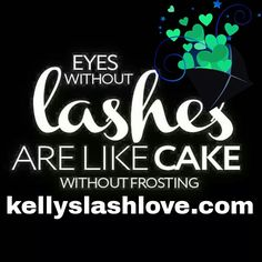 Get your mascara on!