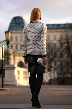 skirt - Sfera / pullover & clutch - Forever 21 / tights - Calzedonia / shoes - Buffalo / earrings - Kunsthandel Pichler Buffalo, Tights, Forever 21, Pullover, Earrings, Skirts, Collection, Shoes, Style