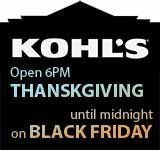 Macy's threw down the gauntlet last week and it looks like Kohl's is picking it up -- and then some.