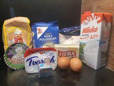 Ako na pravé moravské koláče s tvarohom a slivkovým lekvárom? - Akčné ženy Eggs, Food, Essen, Egg, Meals, Yemek, Egg As Food, Eten