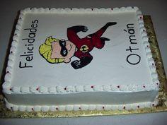 pastel Dash de los increibles